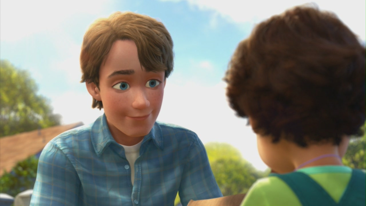 Andy Toy Story 3 : Cartoon characters you totes had a crush on fat gay